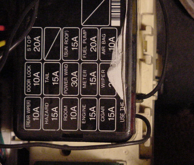 Mvc F on 1992 Miata Fuse Box Diagram
